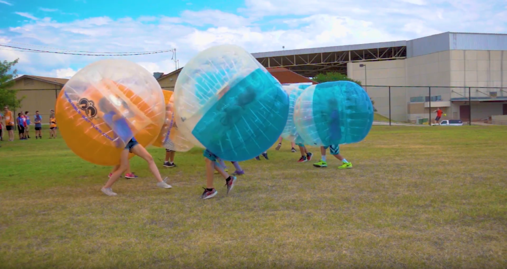 epic event bubble soccer